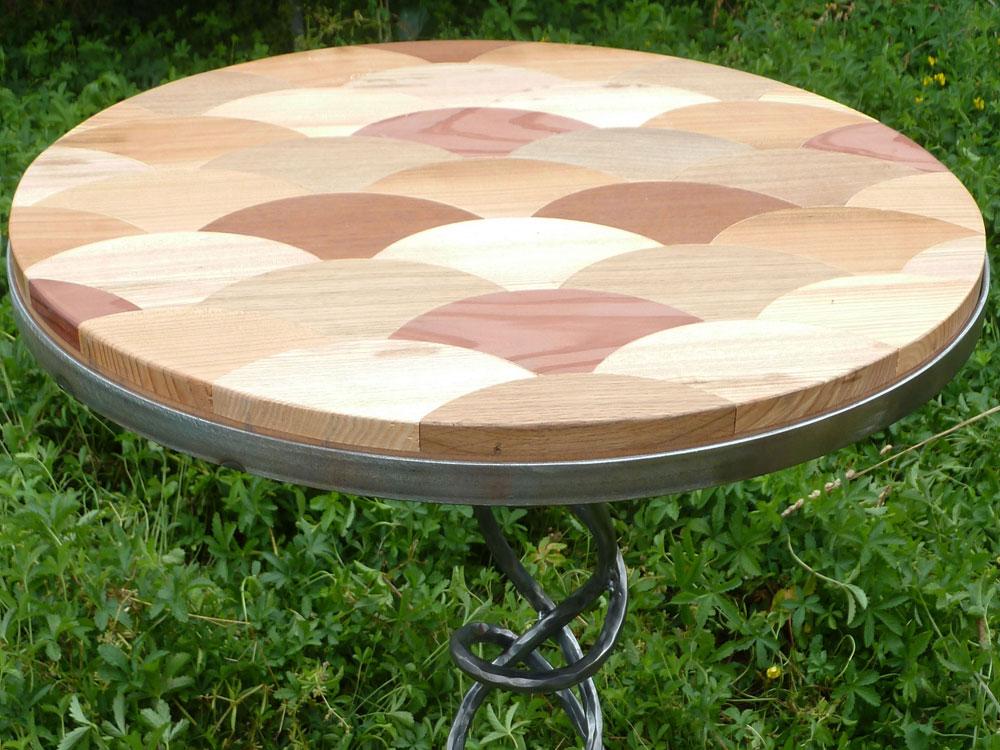 Table – Réf MRL
