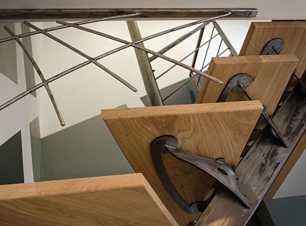 Escalierhélicoïdal– Réf HGT